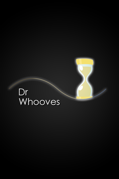 Dr Whooves Glow Line iPod/iPhone Wallpaper by AlphaMuppet