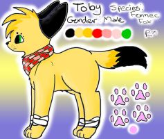 Toby reference by xCraftie