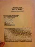 Charlie's secret recipe by harrypottergirl623