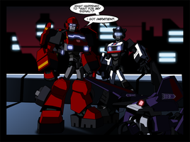 Transformers: IGNITION - Page 14 by KrisSmithDW