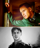Not without you - McFassy by FirstTimeLady