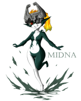 Collab - Midna by MTC-Studio