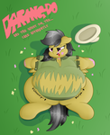 Chubby Daring Do Thing by Dullpoint