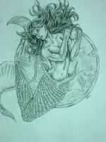 Mermaid by Ironmanfan4