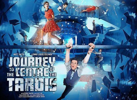 Doctor Who Journey to the Centre of the Tardis by This1999
