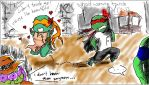 P-Chat TMNT006 by SC-Starplatinum