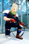 Crisis Core : Cloud Strife by pinkyluxun