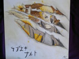 Naruto by h5n1cam