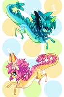 Kitsugon Adopts (closed) by Kariosa-Adopts