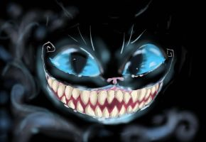 Simply Cheshire by kitkeys