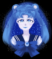 blue moon by tea-and-medic