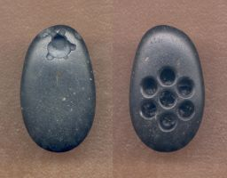 Stone with Holes 05 by DonSimpson