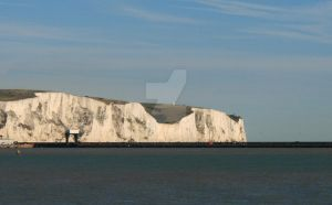 White Cliffs of Dover 1 by WolfScribe