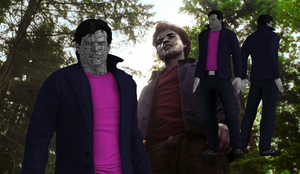 Bizarro (Smallville outfit) by Texmoder