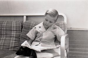 Harold the Young Reader by meljoy68