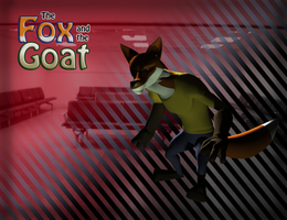 Fox and Goat Project - Fox by Guido37