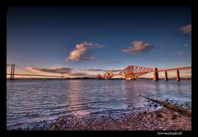 Forth Bridges by Normalisdull