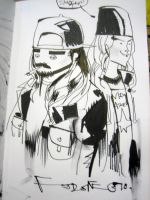 Jay and Bob by JimMahfood-FoodOne