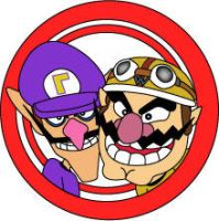 Wario and Waluigi by MrX3000