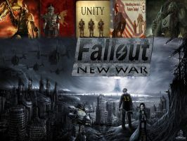 fallout new war by omerfin