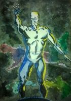 Silver Surfer by cassandra4