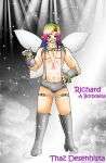 Richard DIVANDO by THAZ-DESENHISTA-1425