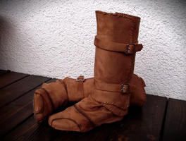 AC Altair Kiwi Edition - Boots by Lucy-Redgrave