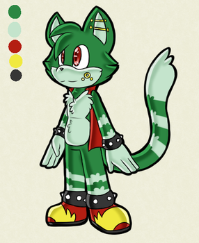 Sonic adopt 1 - CLOSED by Artistonfire