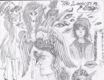 2012 Sketch Dump by MaliciousWhispers