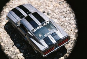 1967 Shelby Ford Mustang Fastback by AllHailZ