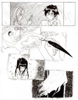 Harry Potter 6 - Page 1 by nirvanaraeven