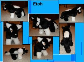 Etoh plush by JamJams