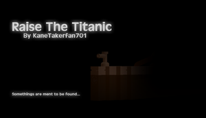 Raise The Titanic Poster #3 by WestRail642fan