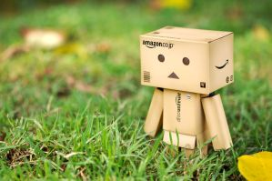 Danbo in the wild by nikicorny