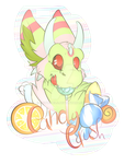 [R] CandyCrush, Raffle prize. by Octochels
