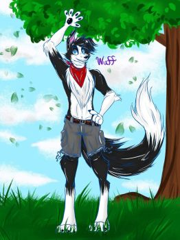 Commissions for Wuff by AliceKiryu394