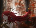 Fall into Nature by Shianator