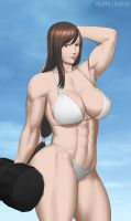 Tifa by elee0228