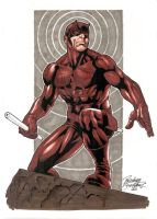 Daredevil Commission by Buchemi