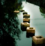 Stones in a pond take two by drackar