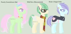 WTA Random MLP Shipping Adopts :OPEN: by HopeForTheFuture13
