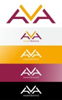 Logo AMATRANS by crestyan