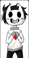 OFF - Zacharie by Reaper-Mcasaurus