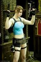 TR - Lara Croft Cosplay by Athora-x
