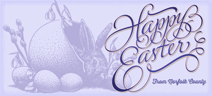 Norfolk County Website 2014 Easter Banner by StephenMalcolm