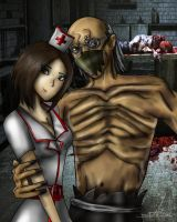 Me and Trager by NiGHTSgirl666
