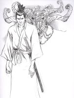 Samurai Jack by ChaseConley