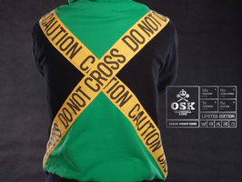 Ganja Money Guns hoodie by russoturisto