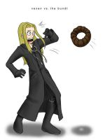 KH - Vexen Vs. The Bundt by tafkae