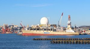 Sea-Based X-Band Radar Seattle by jnicol21